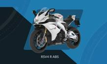 Aprilia RSV4 R ABS model available to ride in RIDE