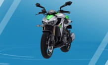 Kawasaki Z1000, just one of 100 bikes to choose from