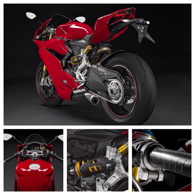 Ducati 1299 Panigale S is a thing of beauty with some of the most advanced electronics of any road bike, and electronic suspension.