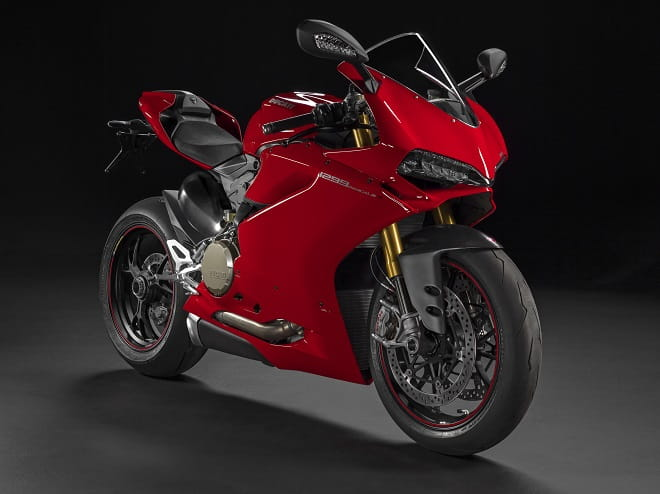 Ducati's 2015 1299 Panigale S. We rode it and are still shaking.