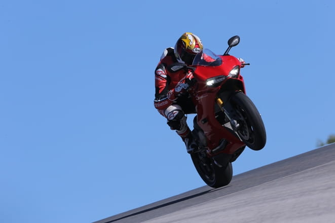Bike Social's Marc Potter gets to know the 1299S Panigale