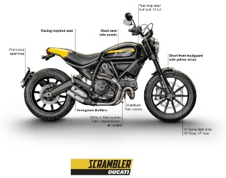 Scrambler 'Full Throttle'