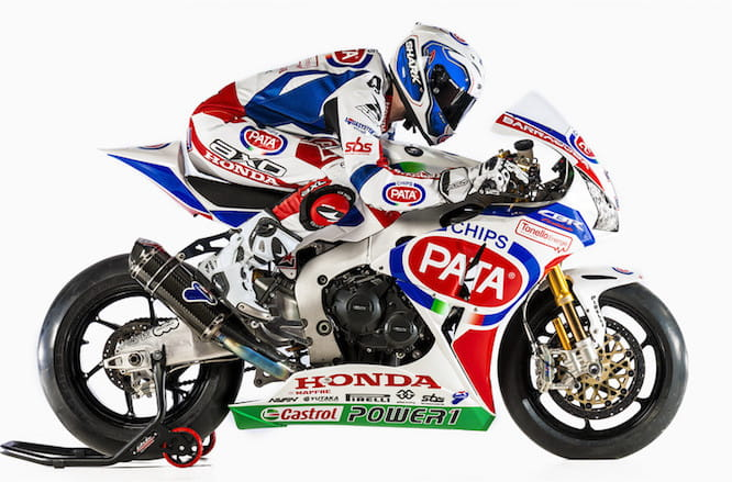 Guintoli switches to Honda for 2015