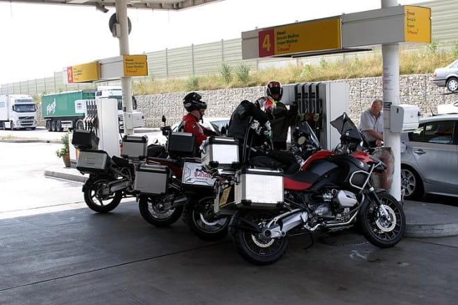 Fuel-efficient motorcycles | economic riding | BikeSocial