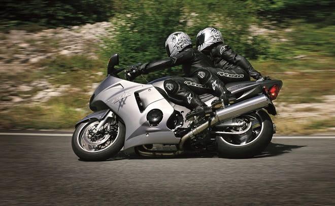 Honda Cbr1100xx Super Blackbird 1996 2007
