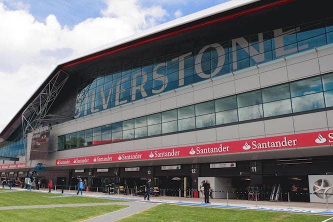 Silverstone has announced their ticket prices