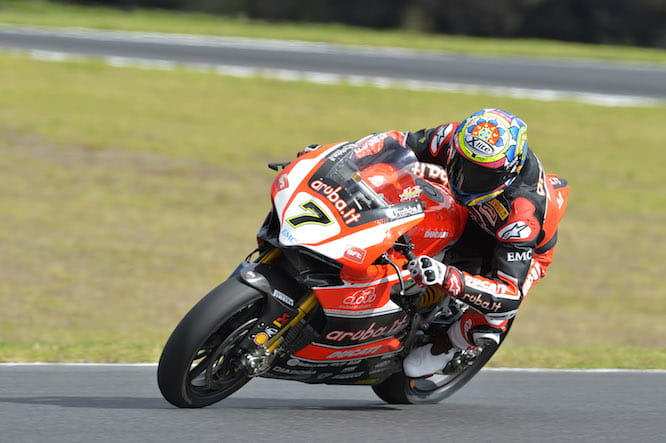 Davies set the sixth fastest time