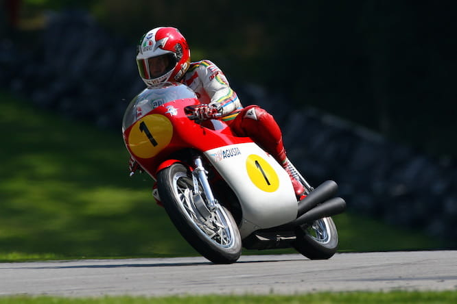 Agostini will return to Cadwell Park this summer