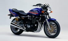 The original XJR1200. This one is from 1998