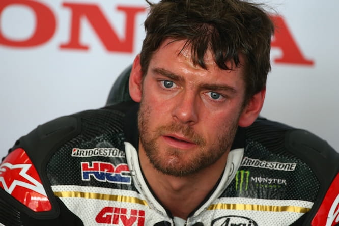 Crutchlow says being top Brit means nothing