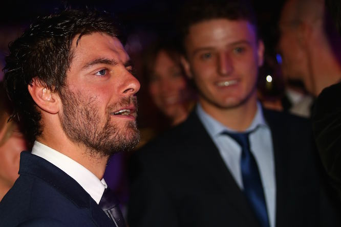 Crutchlow and Miller looking smart!