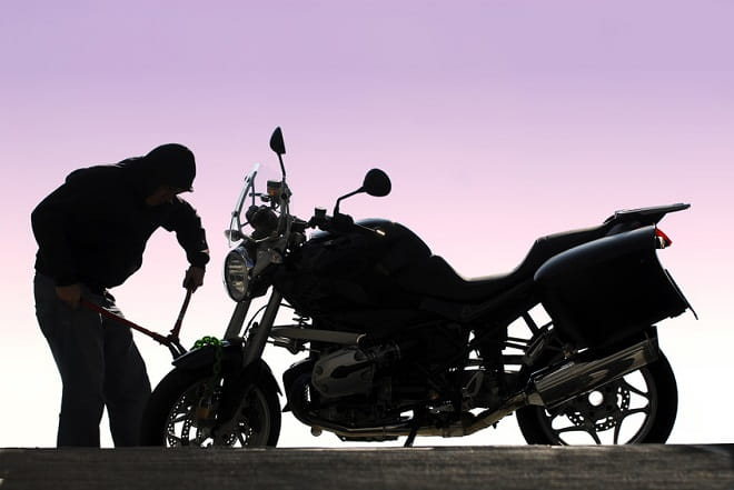 Inevitably motorcycles may get stolen, but use our top tips to make it as hard as possible for them to ride off on your bike.