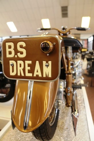 BS: Brough Superior or Bike Social?