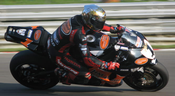Kiyonari won three titles between 2006-10