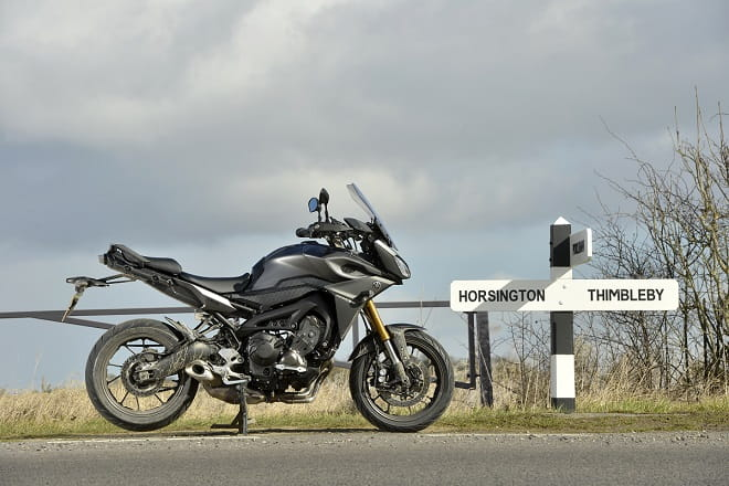 Yamaha's MT-09 is a brilliant all-rounder and a definite candidate for bike of the year.