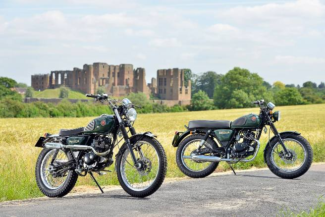 Merlin and Kestral - the new bikes for 2015