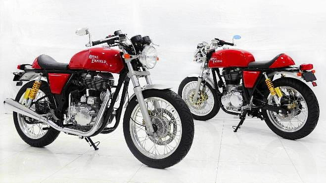 A new UK production facility for Royal Enfield is imminent