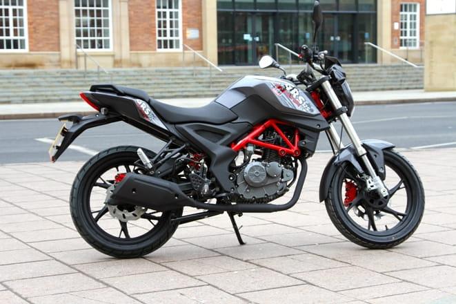 ksr moto grs 125  first review