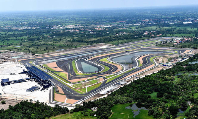 The Chang Circuit in Thailand
