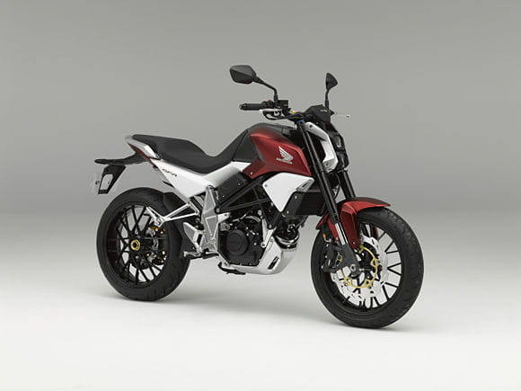 SFA150 concept from Honda. Expect a 125cc motor if it comes to the UK.