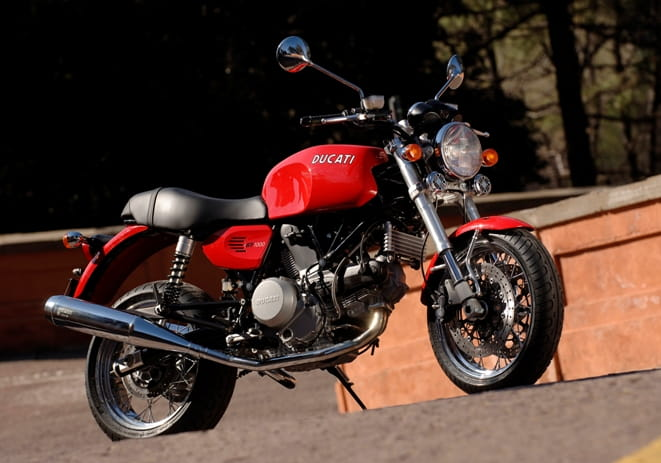 Ducati's GT1000, inspired by the 1971 750GT