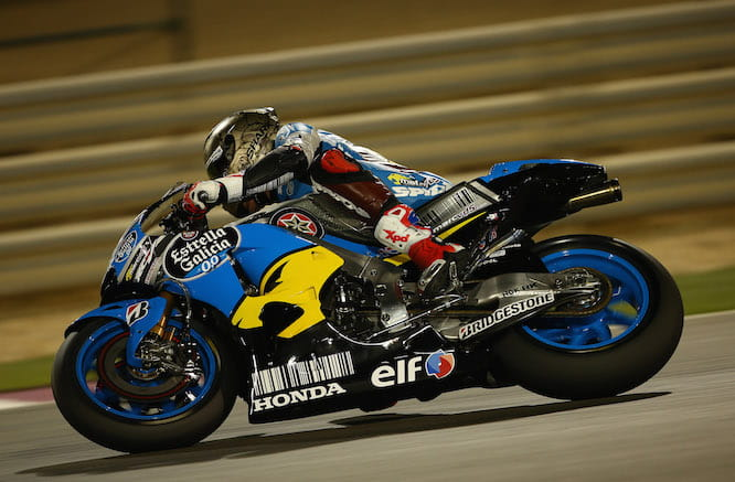 Redding will be looking to get off to a strong start in Qatar