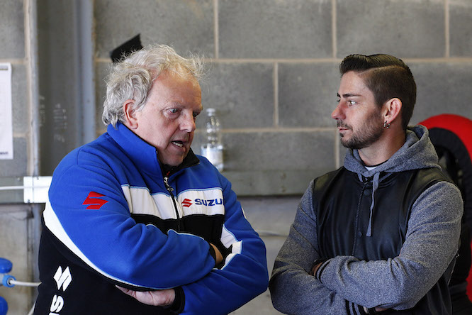 Hopkins is confident of getting a ride on the British Superbike grid