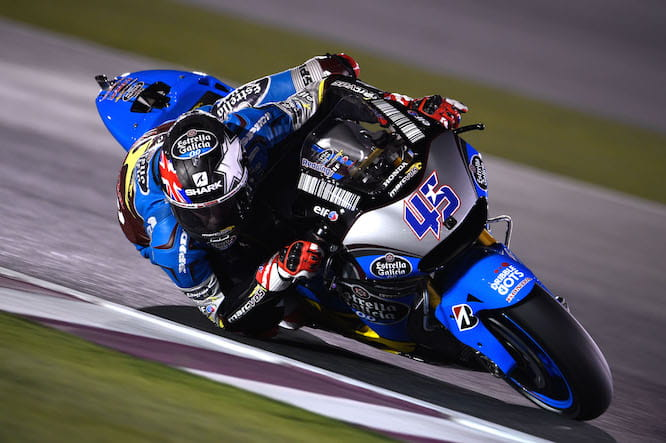 Redding on the Marc VDS Honda