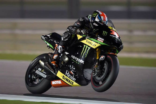 Bradley Smith on the Tech 3 Yamaha