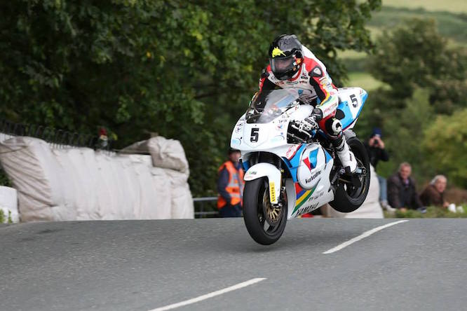 Bruce Anstey will be going for it on the YZR