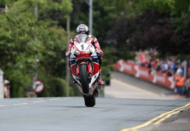 How will McGuinness fare at this year's TT?