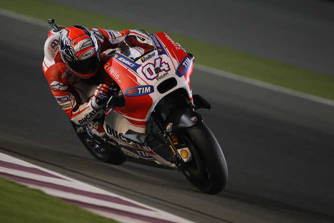 Dovizioso gave it his all