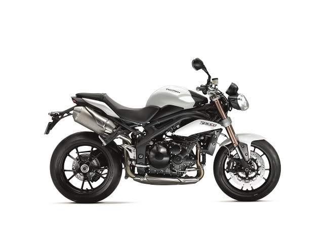 135bhp current version of the Speed Triple