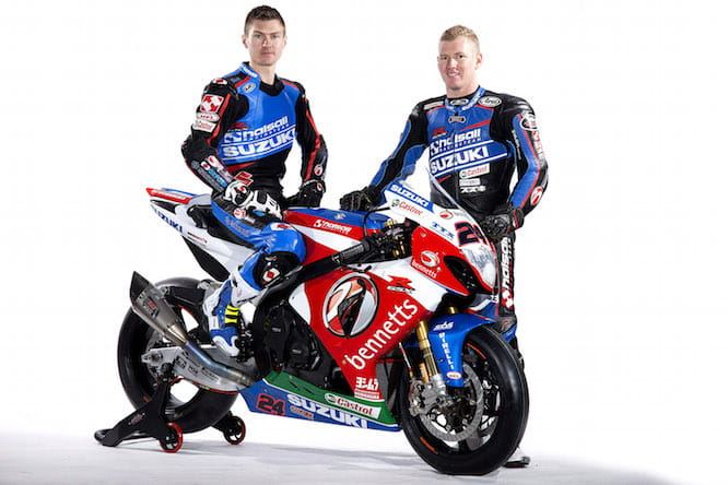 The Bennetts Suzuki Team