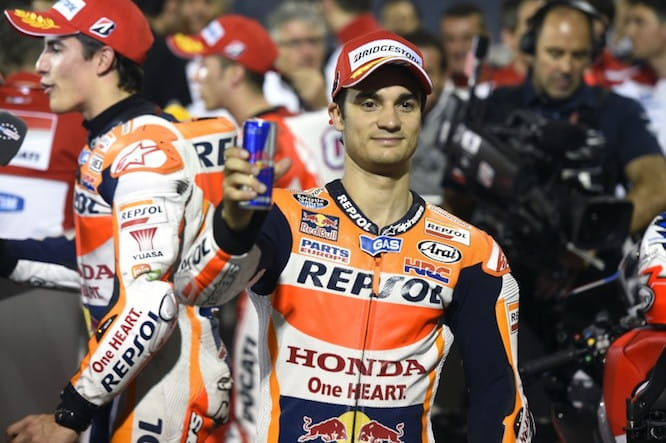 Dani Pedrosa will sit out of racing for a while