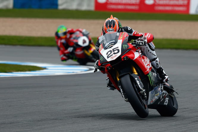 Brookes was third fastest in practice