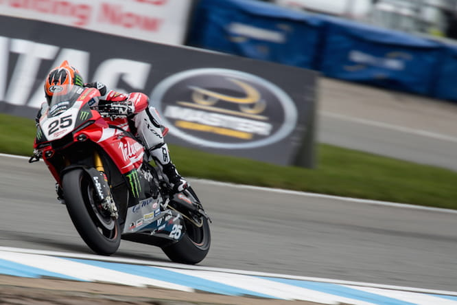 Brookes says the bike is fairly standard