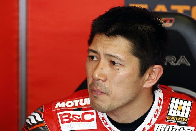Kiyonari says the results were 100% his fault