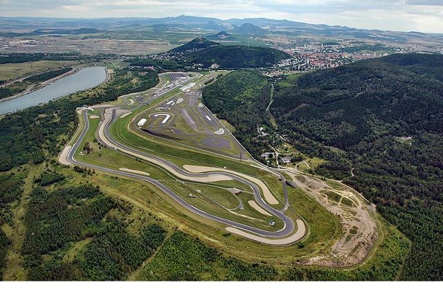 Home to the Yugoslavian GP until 1990