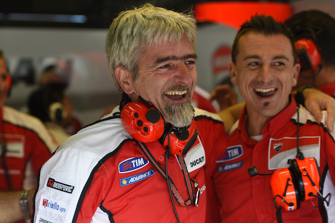 Gigi Dall'Igna says they haven't got there yet