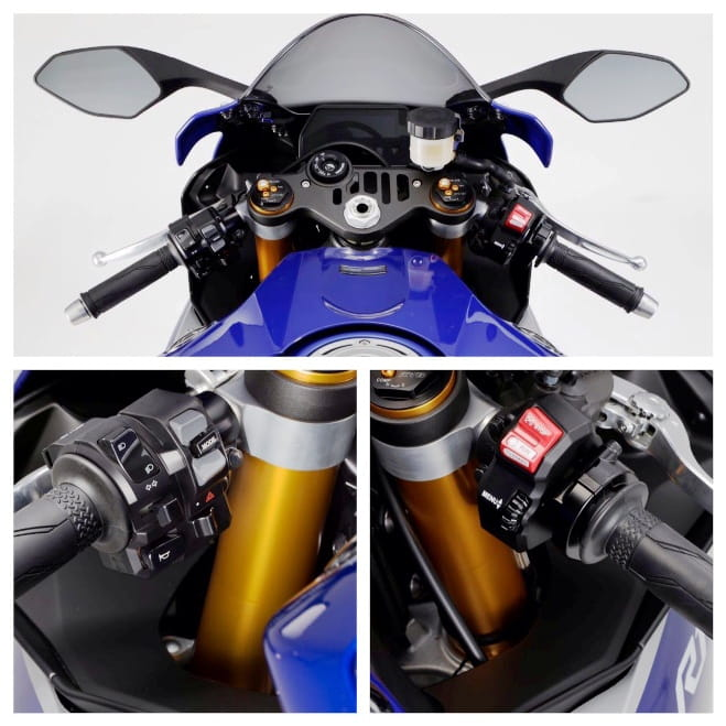 Yamaha's new R1