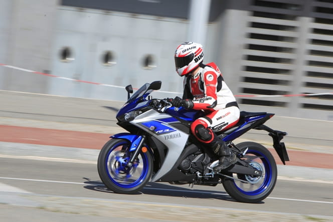 Yamaha Yzf R3 2015 First Ride