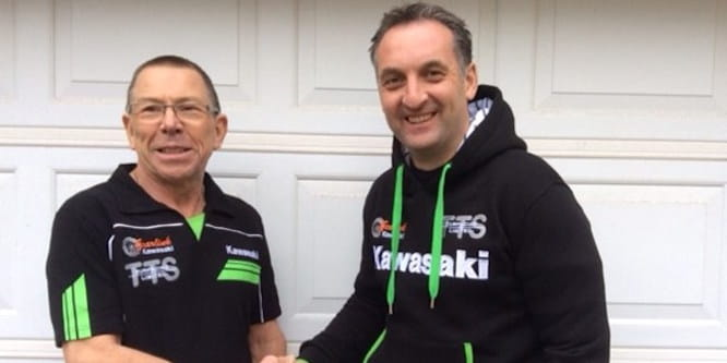 Rutter joins Gearlink Kawasaki for Brands
