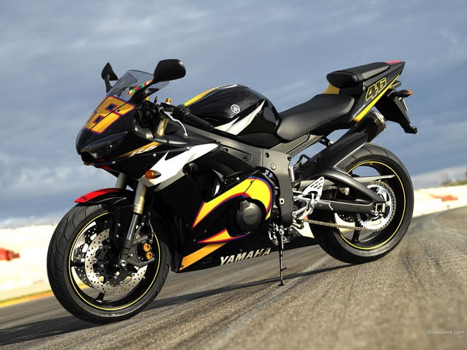 Yamaha YZF R46 2005 Future Investment