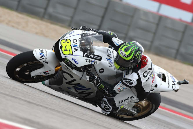 Crutchlow's LCR team would receive a lot more support