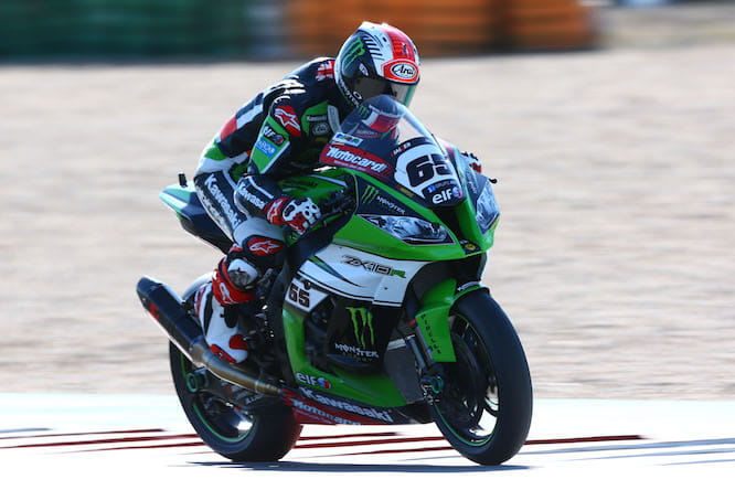 Rea was unstoppable in Assen
