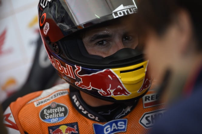 Marquez: 'These things happen'
