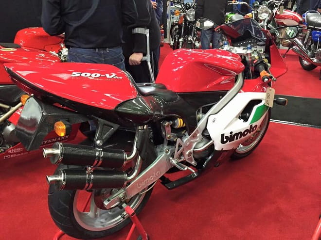 Bimota 500-V Due GP replica