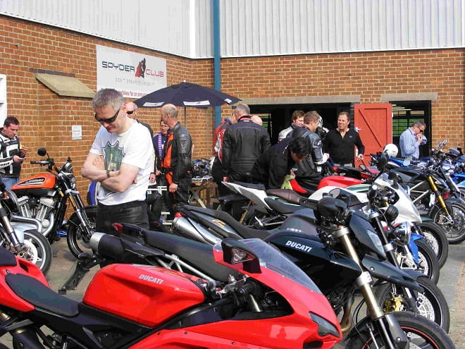 Sign up for a membership and there's plenty of bikes to choose from