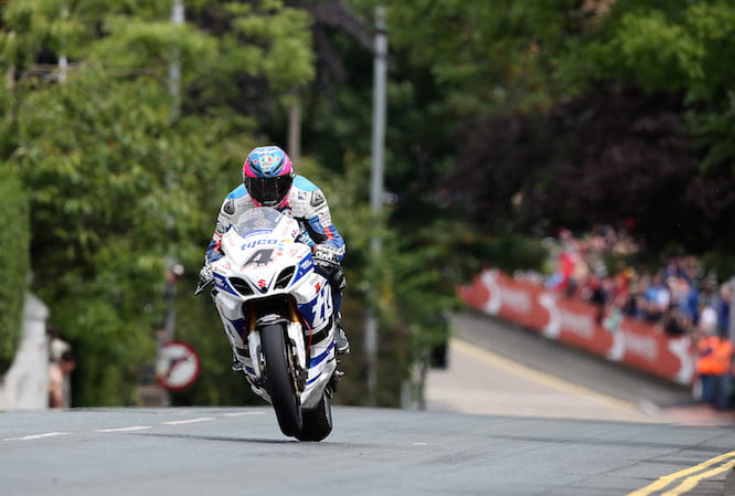 Guy Martin says 2015 will be his last TT